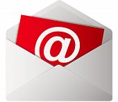 Envelope de e-mail