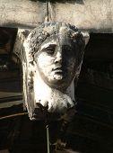 Venice Statue Head
