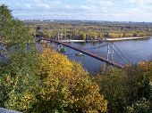 Bridge On Dnipro
