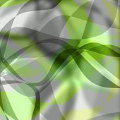 Green Fantasy - Abstract Background