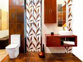 Leaf Bathroom