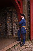 Louisbourg Guard