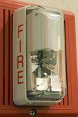 Fire Alarm Light