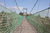 Постер, плакат: Suspension Bridge