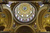 Dome Of The Saint Stephen Basilica