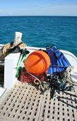 Dive School Boat