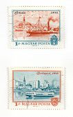 Hungarian Postage Stamps
