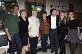 LOS ANGELES - NOV 18:  Thomas Jane, Dr Lois Lee, Richard Rosenzweig, Kathleen Quinlan, David Snowden