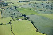 Landscape aerial