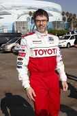 LOS ANGELES - APR 7:  Tim Daly attending the press day for the Toyota Pro/Celebrity Race in Long Beach, California on April 7, 2009.