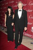 PALM SPRINGS - Jan 6:  Clint Eastwood and wife Dina attend the 20th Palm Springs Film Festival Gala