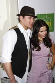 WEST HOLLYWOOD, CA - APR 13: Channing Tatum and Jenna Dewan at the Kimberly Snyder Book Launch Party For 'The Beauty Detox Solution' at The London Hotel on April 13, 2011 in West Hollywood, California.