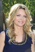BEVERLY HILLS - JUL 29: Michelle Pfeiffer at the premiere of 'Stardust' at Paramount Studios in Holl