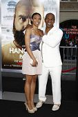 LOS ANGELES - MAY 19: Mike Tyson, daughter Gina at the premiere of 'The Hangover Part II' held at the Grauman's Chinese Theater in Los Angeles, CA on May 19, 2011.