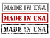 Made In Usa Signs