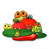 Dirty Vegetables