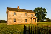Henry House At Manassas Battlefield
