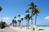 Hollywood,Florida Beach