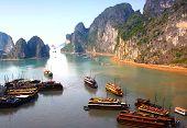 Paisagem vietnamita