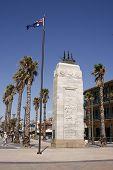 Australian Settlers Monument