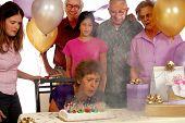 A Smoke And Fire Birthday