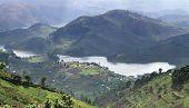 Virunga-Vulkane in uganda