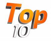 TOP 10 text