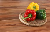 Color Bellpeppers