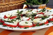 Bocconcini Platter