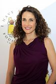 LOS ANGELES, CA - MAR 4: Melina Kanakaredes at the I Have A Dream Foundation's 14th Annual Dreamers
