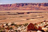 Red Mesa Grand Canyon Arizona