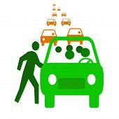 economia de Carpool