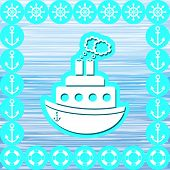 Steamship