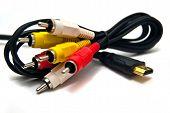 Hdmi & Composit Cables