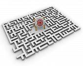 Labyrinth - Target