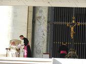 El Papa Benedicto