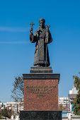 Statue Of Saint Iosaf