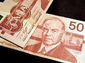 Fifty Dollar Banknotes (canadian)