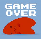 foto of game_over  - Game Over - JPG