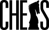 Silueta de ajedrez