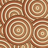 abstrakte Kunst der Aborigines