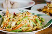 Thai Spicy Salad poster