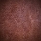brown leather texture; vintage style.