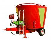Mixer-wagon