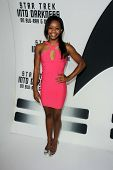 LOS ANGELES - SEP 10:  Gabby Douglas at the
