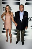 LOS ANGELES - SEP 10:  Mira Sorvino, Paul Sorvino at the
