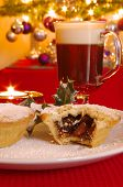 Mince Pie and Irish Coffee
