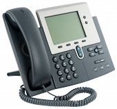 Digital Telephone Set, On-hook