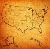 Vermont On Map Of Usa