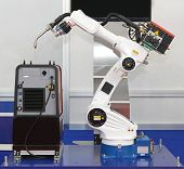 Robotic Arm Welder